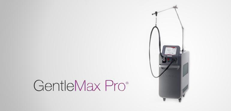 Эпиляция лазером GentleMax Pro